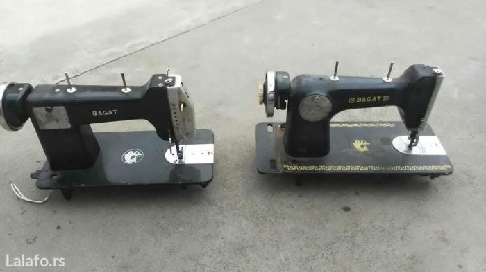 Na prodaju dve bagat mašine sa slike