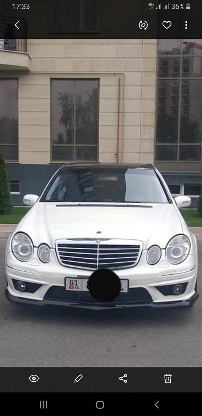 Mercedes-Benz E 320 2003. Photo 5