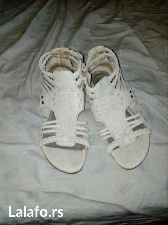 Sandale malo nosene broj 37 ko ima uzu nogu moze i 38.  - Kraljevo