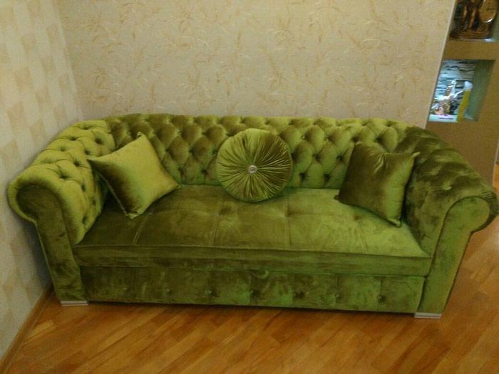 Çesdir divan isdenilen olcude ve rengde teklif olunur catdirlma var. Photo 1
