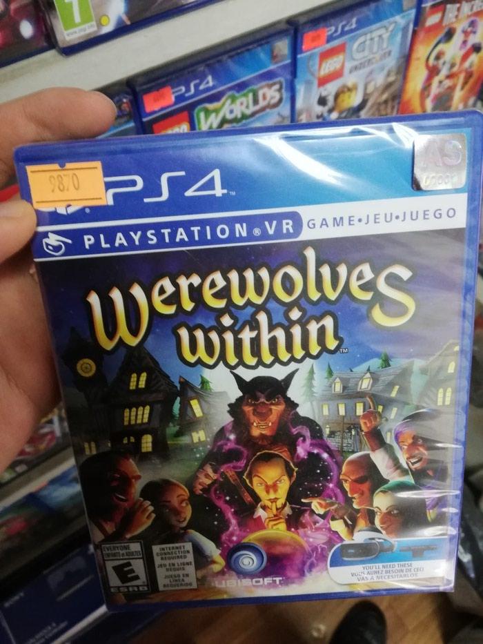 Werewolves within Playstation VR oyunu. Photo 0
