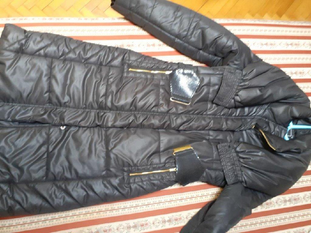 Tiffany zimska duga jakna