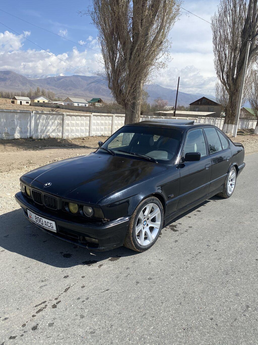 BMW 525 2.5 л. 1995 | 150000 км: BMW 525 2.5 л. 1995 | 150000 км