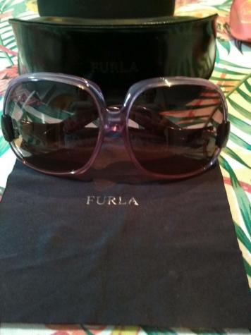 Furla sunglasses αυθεντικα σε πολύ καλή κατάσταση λίγες φορές φορεμένα. Photo 1