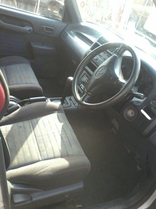 Toyota RAV4 1995. Photo 7