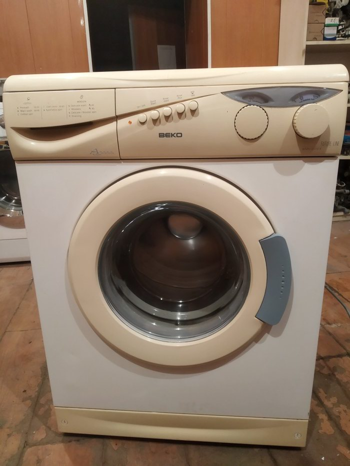 Washing Machine Beko 5 kg.. Photo 0