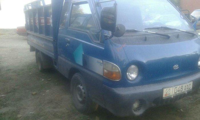 грузовое авто в Каракол