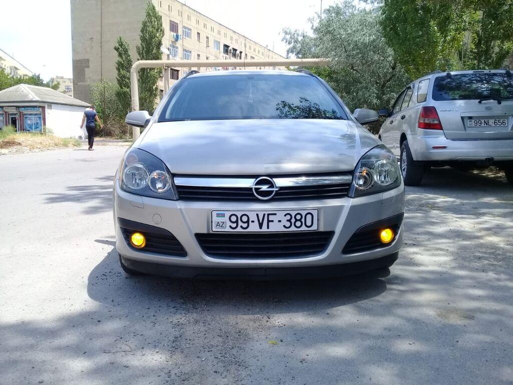 Opel Astra 1.3 l. 2006 | 269000 km