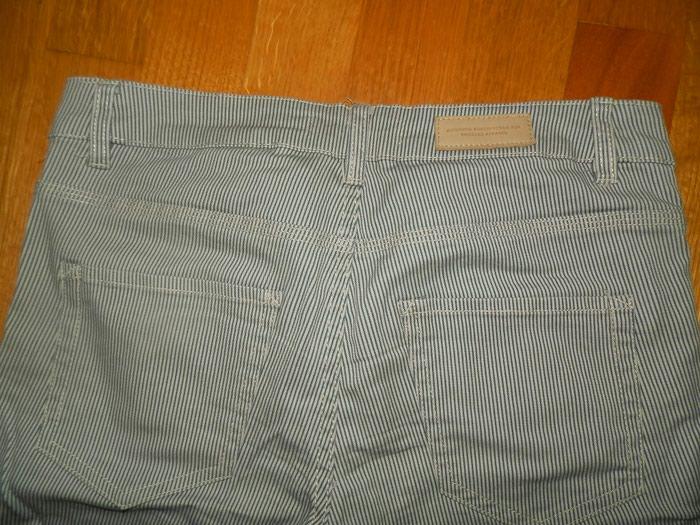 H&m ριγε παντελονι ανοιξιατικο ν38 medium  . Photo 2