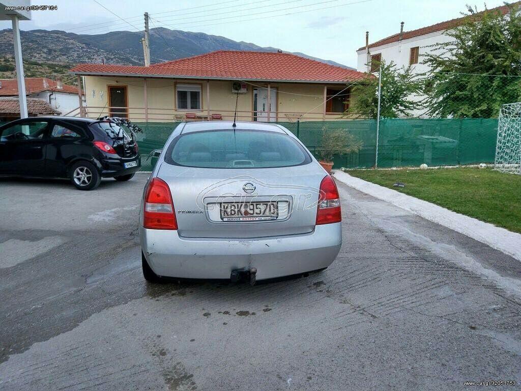 Nissan Primera 1.6 l. 2003   252000 km   η αγγελία δημοσιεύτηκε 18 Μάρτιος 2021 18:29:15: Nissan Primera 1.6 l. 2003   252000 km