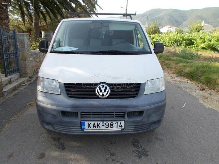 Volkswagen Transporter 2009. Photo 0