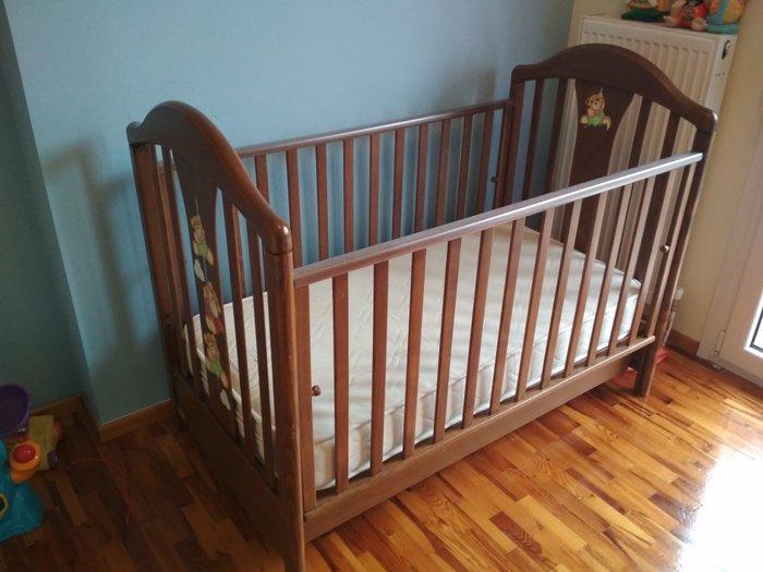 f5b0ac22254 Κρεβατάκι παιδικό nek baby με ορθοπαιδικό for 80 EUR in Κοζάνη ...
