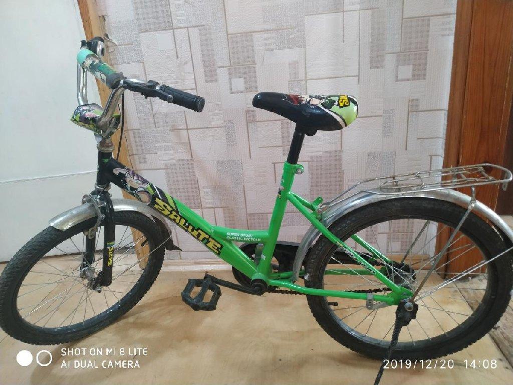 20 lik uşaq velosipedi