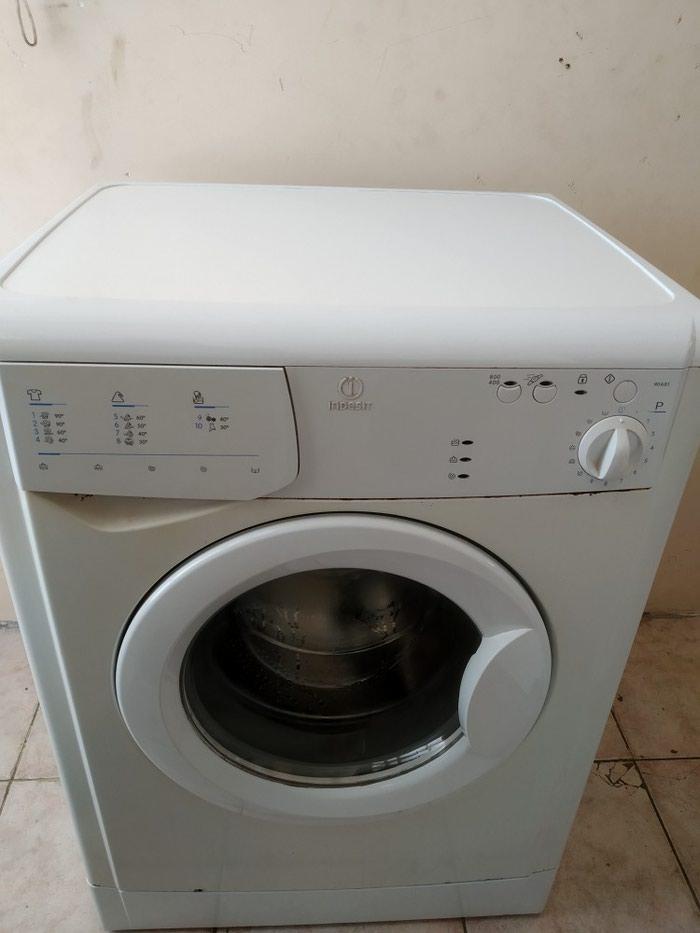 Vertical Avtomatik Washing Machine Indesit 6 kg.. Photo 2