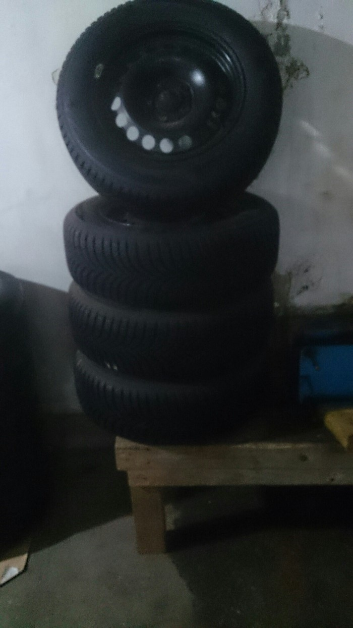 Şinlər və disklər. Photo 0