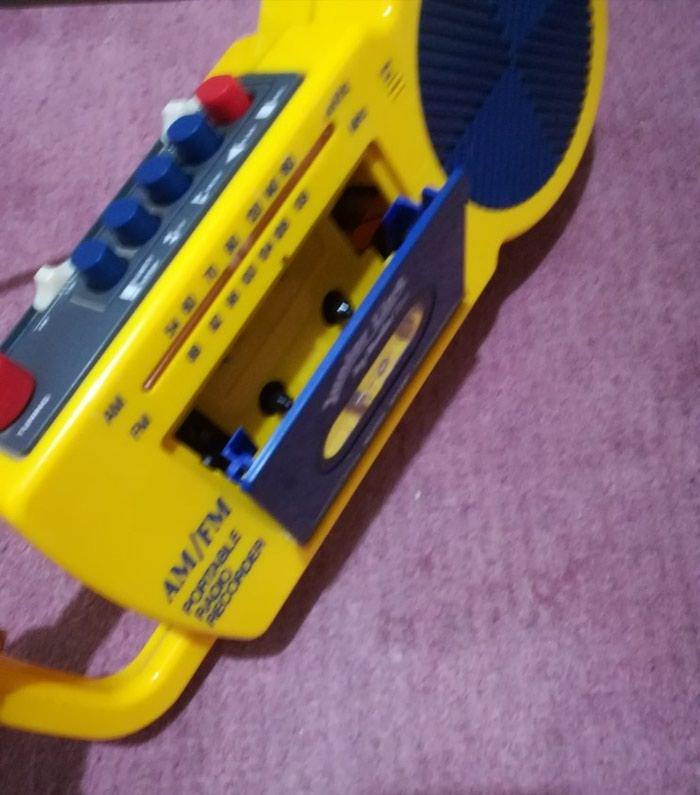 Dečiji radio kao novo. Photo 1