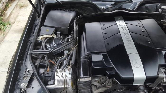 Mercedes-Benz E 240 2002. Photo 1