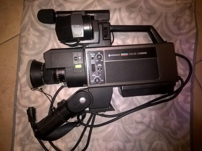 CAMERA Hitachi για συλλέκτες. Color camera Model: GP- 61 σε Αθήνα