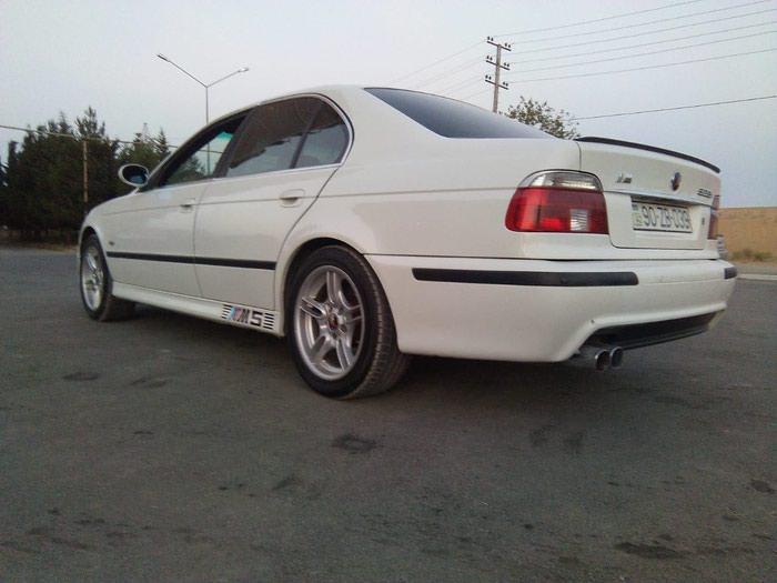 BMW 525 1996. Photo 3