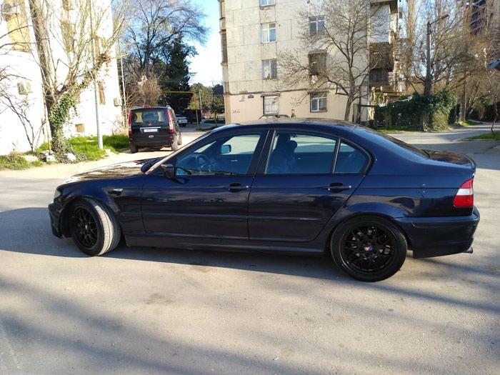 BMW 320 2002. Photo 2