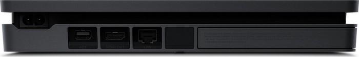 Playstation 4 slim 1tb + 2 μοχλούς + fifa 18.. Photo 2