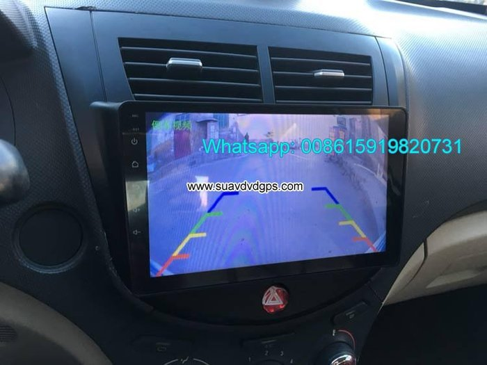 JAC J4 Car audio radio update android GPS navigation camera