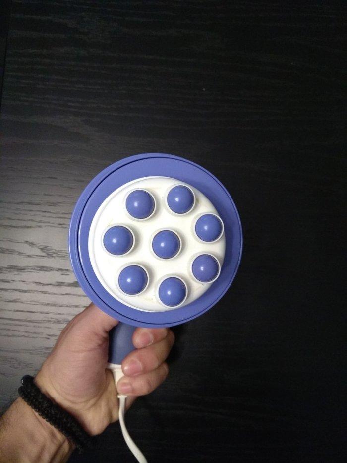 Συσκευή μασάζ. με περιστροφική και παλινδρομική κινηση.. Photo 3