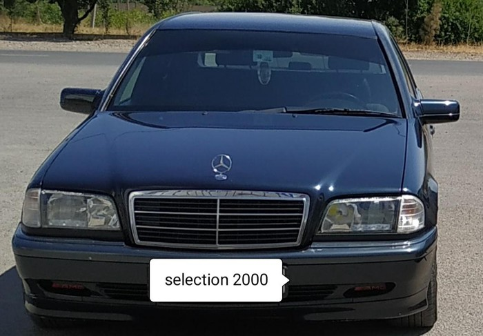 Mercedes-Benz C 180 2000 в Унджи