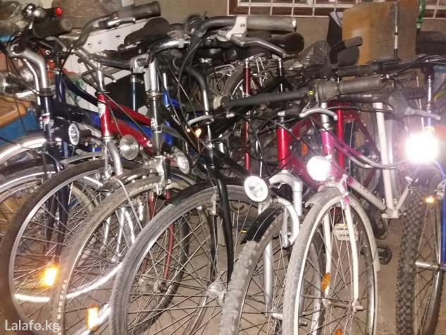 Велосипеды из Германии. б/у. Бишкек. в Бишкек