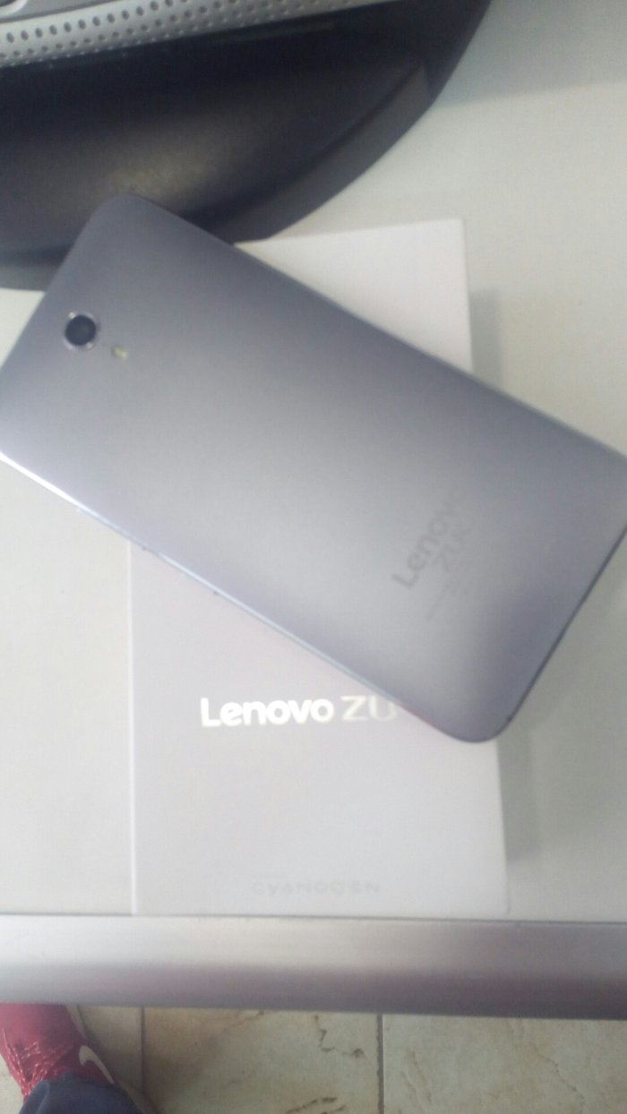 Lenovo ZUK Z1 Dual sim με απόδειξη αγοράς 25.5.2018. Photo 1