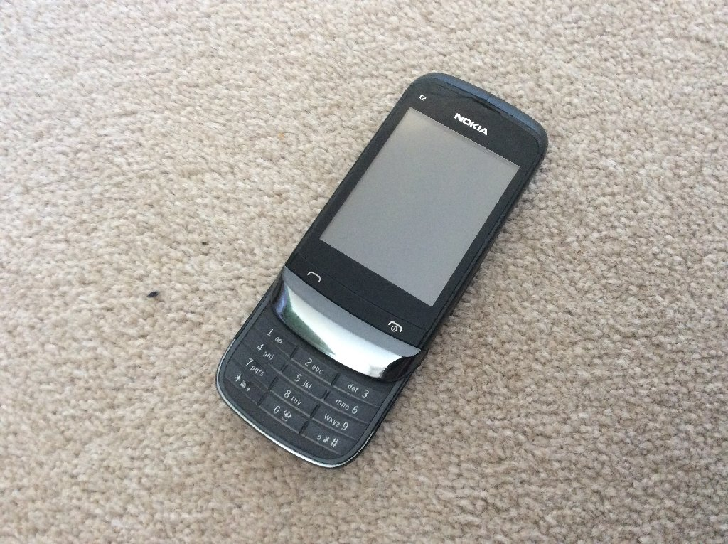 Nokia c2-02 ΜΕ ΑΓΓΛΙΚΟ ΜΕΝΟΥ, ΣΕ ΑΡΙΣΤΗ ΚΑΤΑΣΤΑΣΗ, ΧΩΡΙΣ ΦΟΡΤΙΣΤΗ