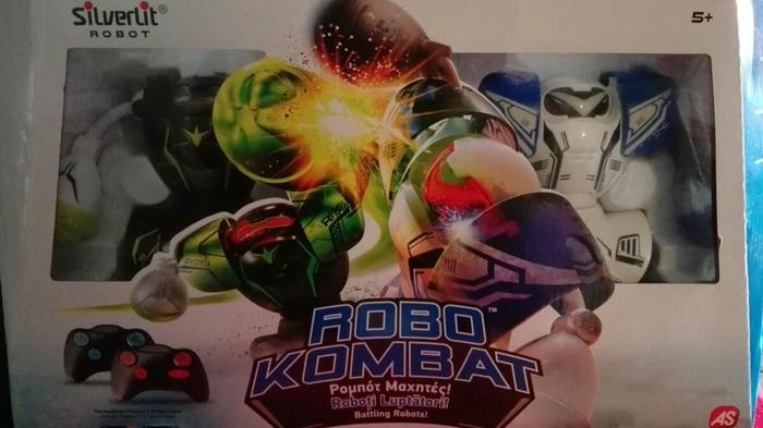 ROBO KOMBAT. Photo 0