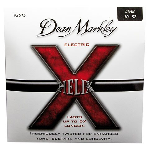 Dean Markley elektro gitara uchun 1 dest sim Model: 2515
