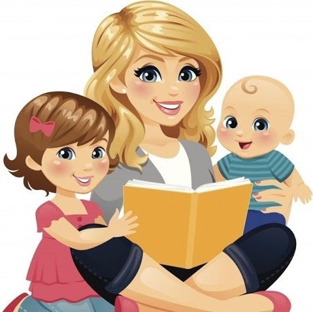 работа для девушки с ребенком с проживанием
