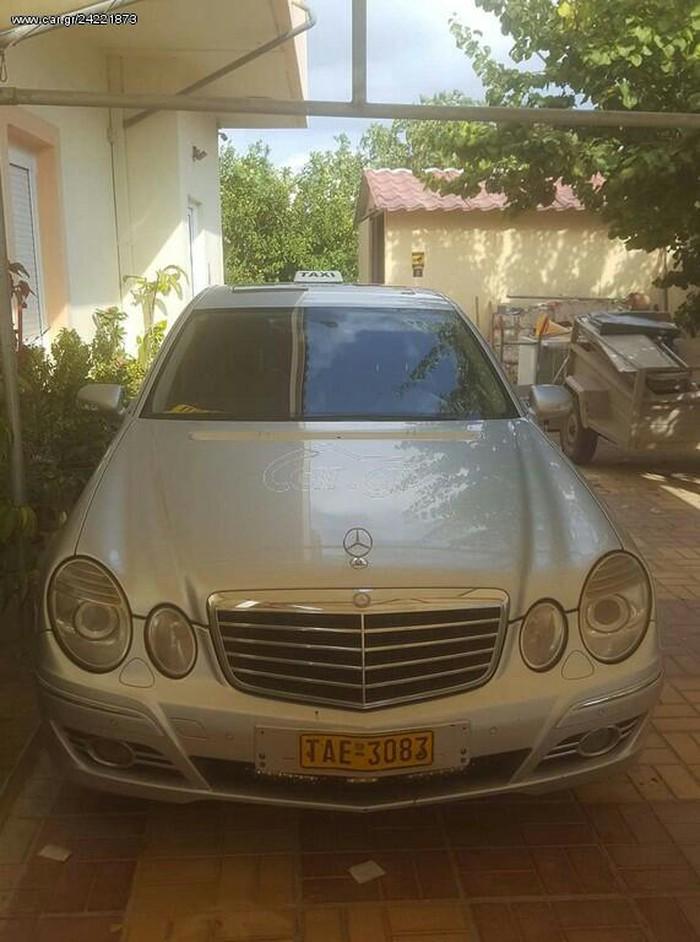 Mercedes-Benz E 220 2008. Photo 2