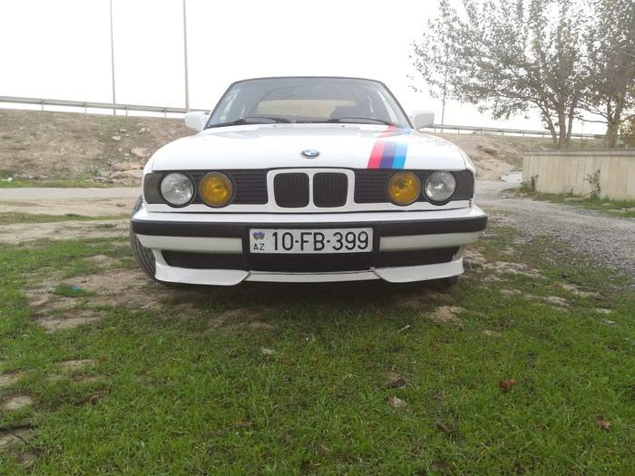 BMW 525 1990. Photo 3