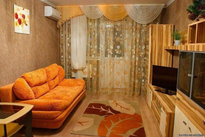 Сдается квартира: 1 комната, 42 кв. м., Бишкек. Photo 6