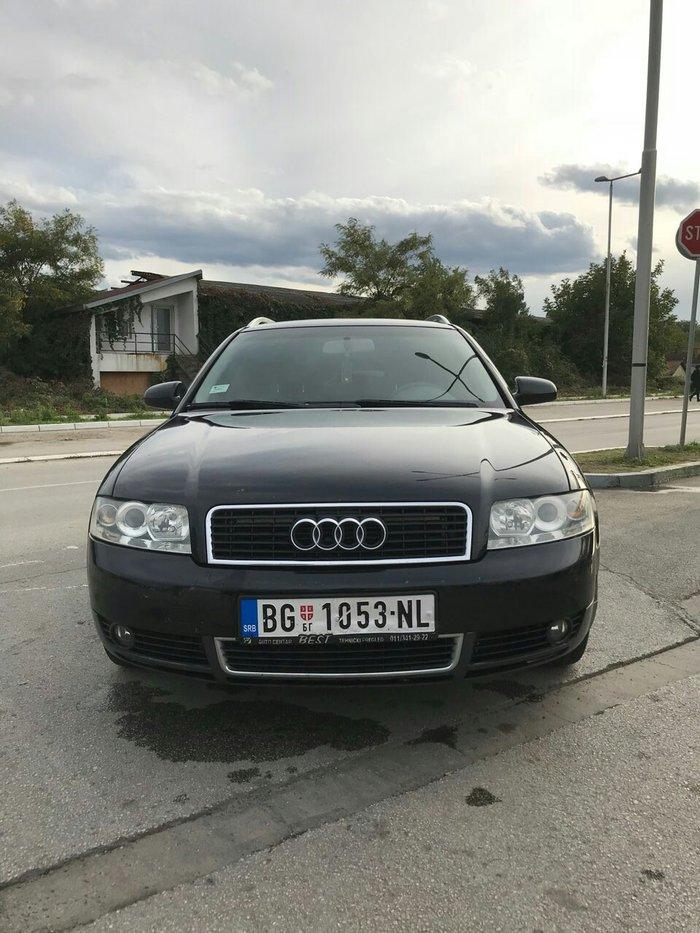 Audi A4 2004 - Valjevo