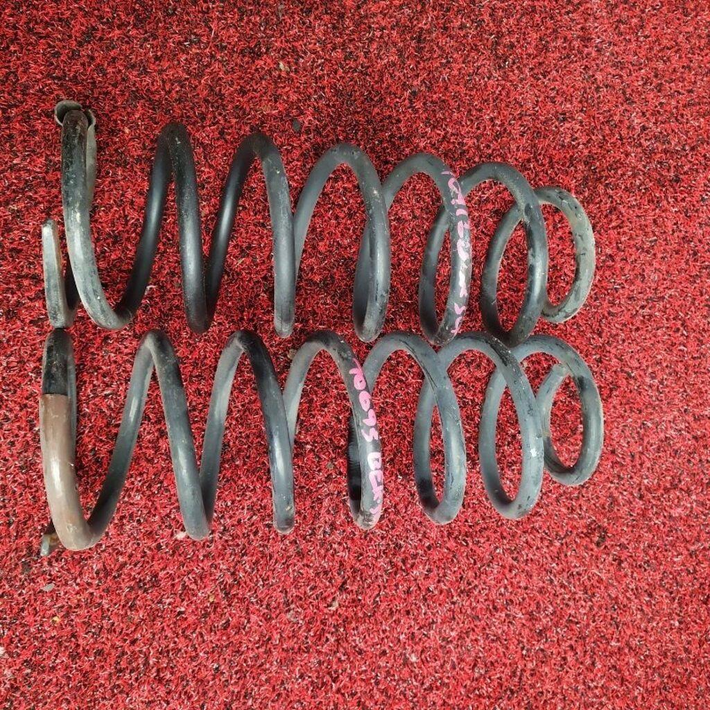Пружины на ТАЙОТА ПРАДО 95 Toyota Land Cruiser Prado J95: Пружины на ТАЙОТА ПРАДО 95 Toyota Land Cruiser Prado J95