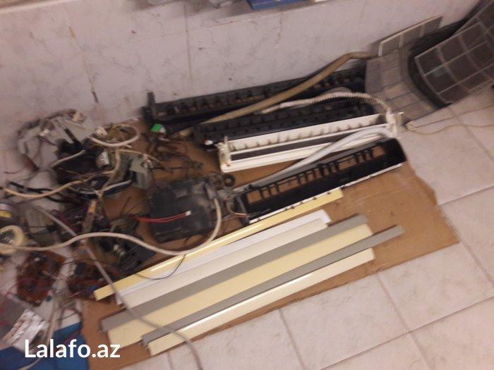 Sumqayıt şəhərində kondisioner ehtiyyat hisseleri