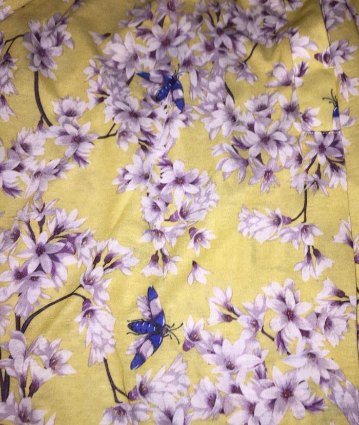 Καλοκαιρινή , boho floral μακρυμάνικη. Photo 3