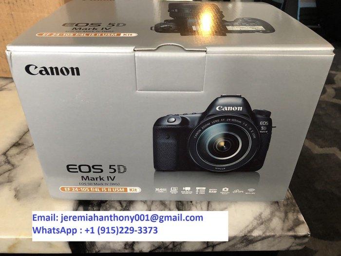 Νέος φακός Canon EOS 5D Mark IV EF 24-105 mm. Photo 0