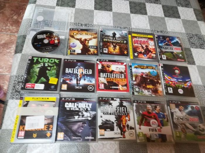 Παιχνίδια ps3 games σε άριστη κατάσταση. Photo 1