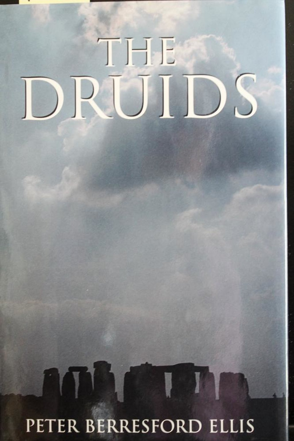 THE DRUIDS - PETER BERRESFORD ELLIS