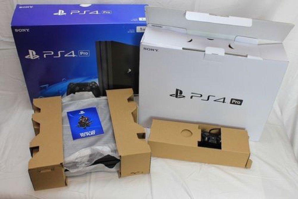Original PS4 pro brand new