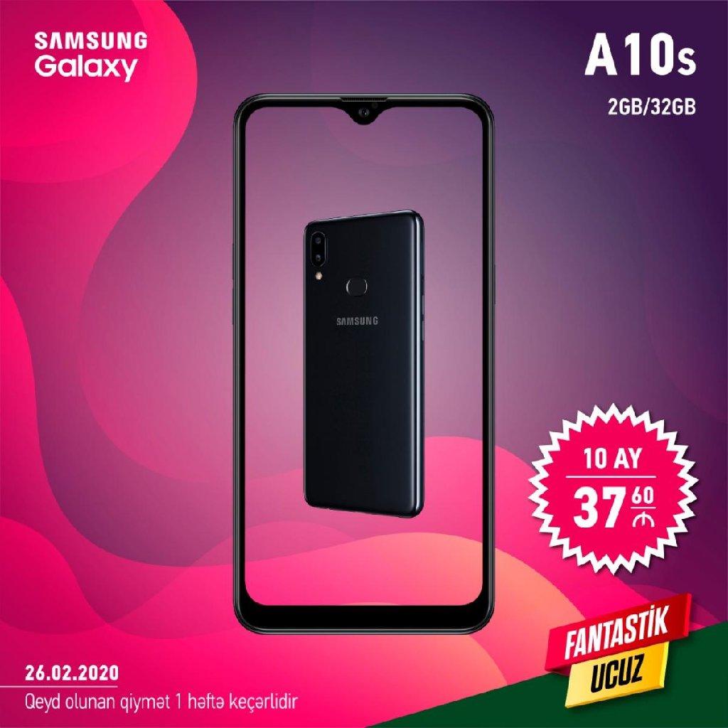 Yeni Samsung A10s