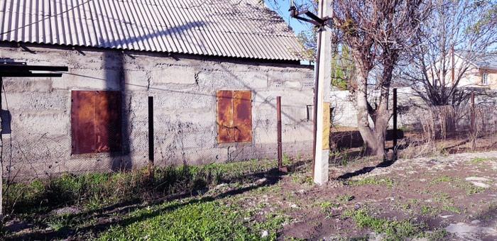 Продаю недостроенный дом. уч. 5 сот. красная книга есть. лебединовка. в Бишкек