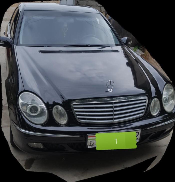 Mercedes-Benz E 240 2002. Photo 5