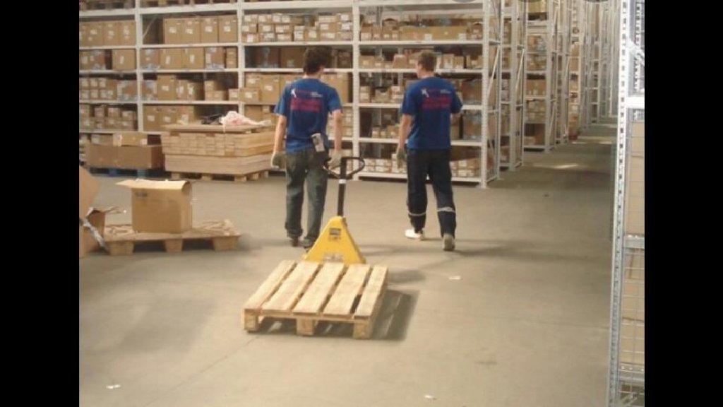 Кор дар Польша  Продуктовые склады,комплектация товаров для магазинов