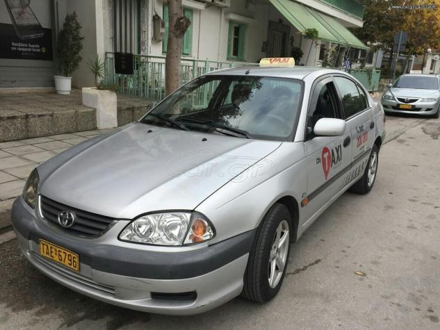 Toyota Avensis 2001. Photo 0